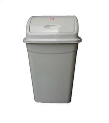 Кош за боклук с люлеещ капак 50л