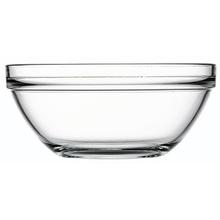 Купа стъклена 17см