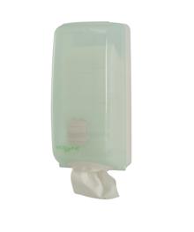 Дозатор Еколайн тоалетна хартия на пачки