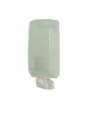 Дозатор Еколайн тоалетна хартия на пачки мини