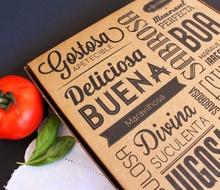 Кутии за пица с лого