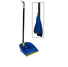 Лопатка синьо/жълта с пластмасова дръжка