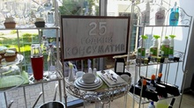 """""""Консуматив"""" ЕООД чества 25-годишен юбилей, представя се с най-атрактивния щанд на изложението - договаряне и бизнес форум"""