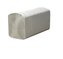 Сгънати кърпи за ръце рециклирани