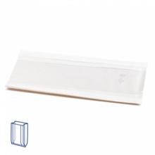 Хартиен Плик  с Прозорче 11+5х2 см 176.01