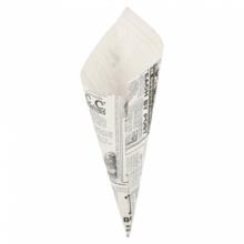 Хартиена фунийка 30х21см