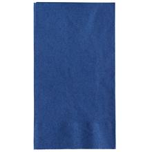 Салфетки 33х33 1/8 с борд т. сини1пл