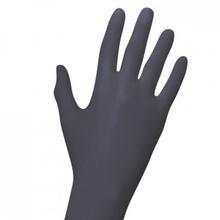 Ръкавици нитрил черни L