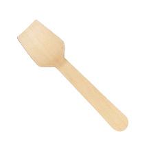 Лъжичка дървена десертна