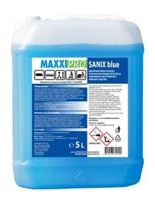 Саникс Блу универсален дезинфекциращ препарат5л