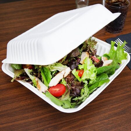 Кутии за храна от захарна тръстика