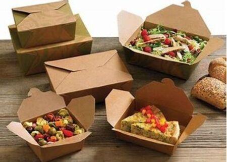 Кутии за храна от картон